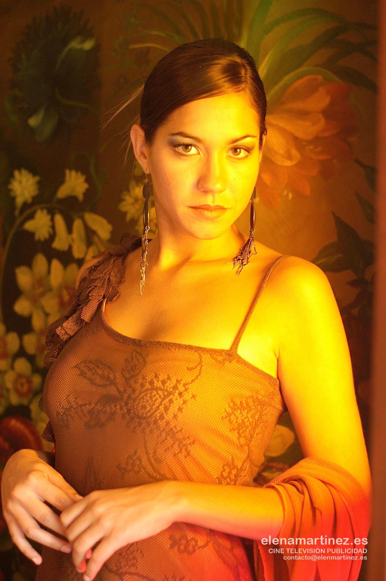 011 Elena Martinez - Actriz Cine Television Publicidad Malaga Madrid