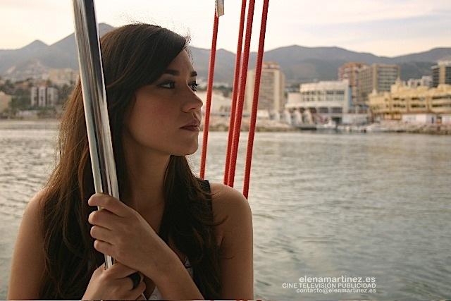 016 Elena Martinez - Actriz Cine Television Publicidad Malaga Madrid